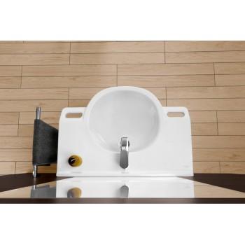 Washbasin Vita Oval O.novo Vita, 412080, 800 x 550 mm