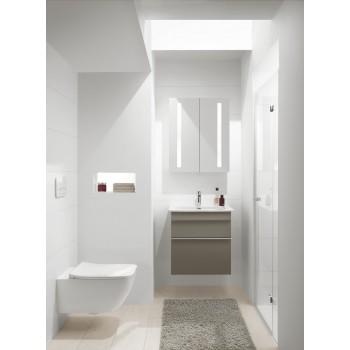 Washbasin Rectangle Venticello, 412460, 600 x 500 mm
