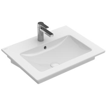 Washbasin Rectangle Venticello, 412465, 650 x 500 mm