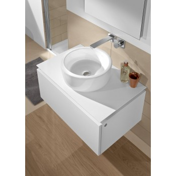 Surface-mounted washbasin Round Architectura, 412540, Diameter: 400 mm