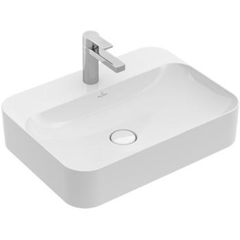 Surface-mounted washbasin Rectangle Finion, 414260, 600 x 445 mm