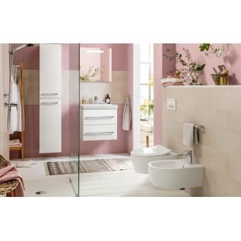 Washbasin Rectangle Avento, 415860, 600 x 470 mm