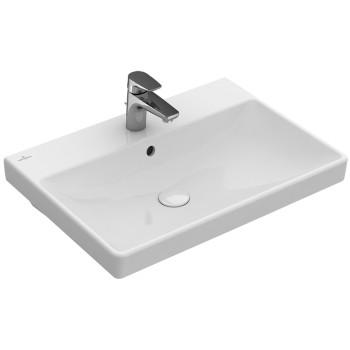 Washbasin Rectangle Avento, 415865, 650 x 470 mm