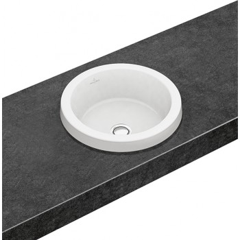 Built-in washbasin Round Architectura, 416540, Diameter: 415 mm