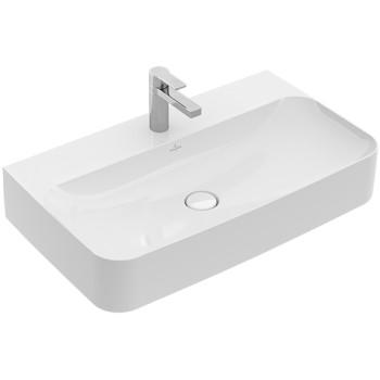 Washbasin Rectangle Finion, 416880, 800 x 470 mm
