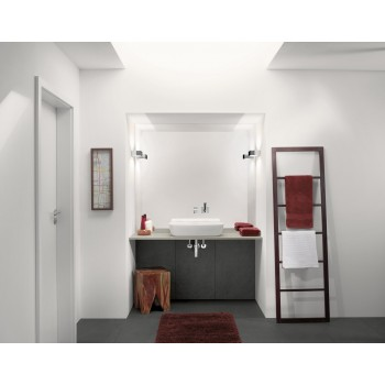 Surface-mounted washbasin Rectangle Artis, 417258, 580 x 380 mm