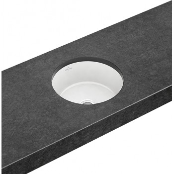 Undercounter washbasin Round Architectura, 417540, Diameter: 340 mm