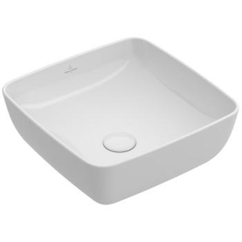 Surface-mounted washbasin Square Artis, 417841, 410 x 410 mm