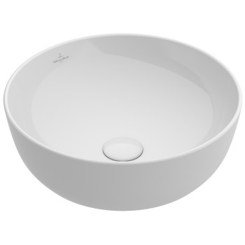 Surface-mounted washbasin Round Artis, 417943, Diameter: 430 mm