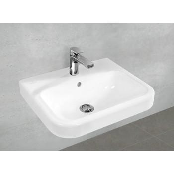 Washbasin Rectangle Architectura, 418855, 550 x 470 mm