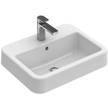 Built-in washbasin Rectangle Architectura, 419355, 550 x 430 mm