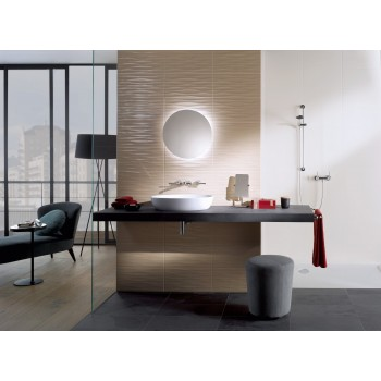 Surface-mounted washbasin Oval Artis, 419861, 610 x 410 mm