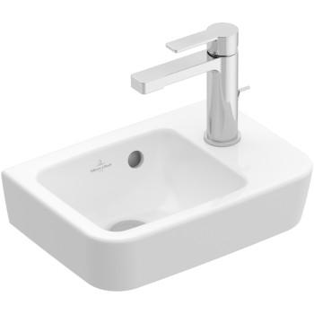 Handwashbasin Compact Angular O.novo, 434336, 360 x 250 mm