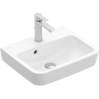 Handwashbasin Angular O.novo, 434450, 500 x 370 mm