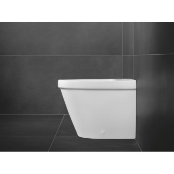 Bidet Oval Architectura, 448600, 370 x 550 mm