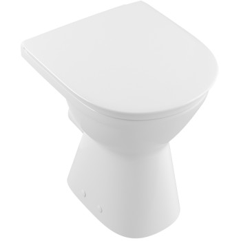 Washdown toilet Vita Oval O.novo Vita, 468310, 355 x 480 mm