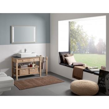 Surface-mounted washbasin Rectangle Memento, 513560, 600 x 420 mm