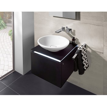 Surface-mounted washbasin Round Loop & Friends, 514400, Diameter: 430 mm