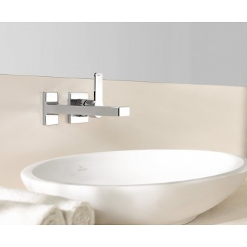 Surface-mounted washbasin Round Loop & Friends, 514800, Diameter: 380 mm