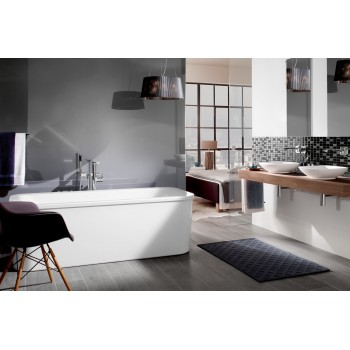 Surface-mounted washbasin Square Loop & Friends, 514910, 430 x 430 mm