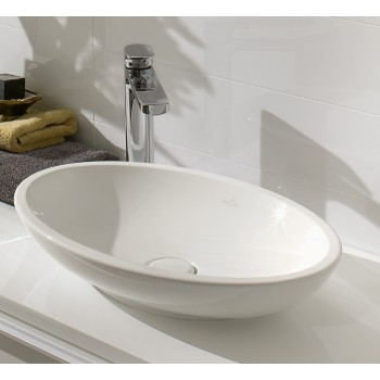 Surface-mounted washbasin Oval Loop & Friends, 515110, 630 x 430 mm