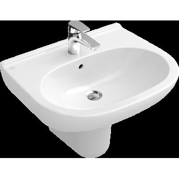 Washbasin Oval O.novo, 516055, 550 x 450 mm
