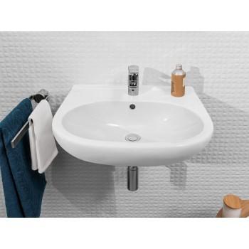 Washbasin Oval O.novo, 516060, 600 x 490 mm