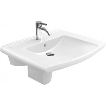 Washbasin Rectangle Architectura Vita, 517470, 700 x 535 mm