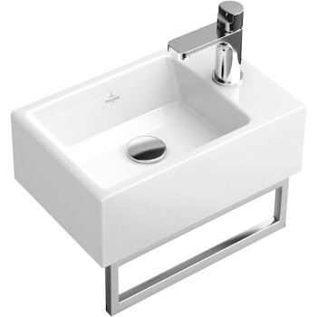 Handwashbasin Rectangle Memento, 533341, 400 x 260 mm