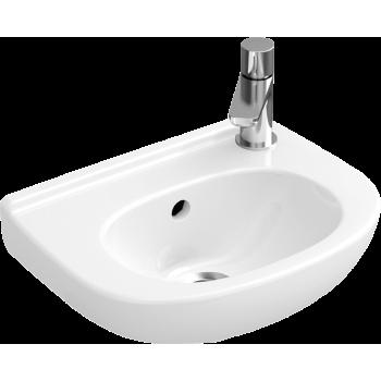 Handwashbasin Compact Oval O.novo, 536036, 360 x 275 mm