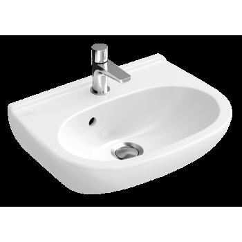 Handwashbasin Compact Oval O.novo, 536050, 500 x 400 mm
