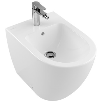 Bidet Oval Subway 2.0, 540100, 370 x 560 mm