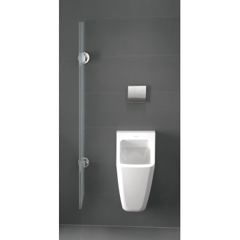 Siphonic urinal Rectangle Architectura, 558700, 325 x 680 x 355 mm