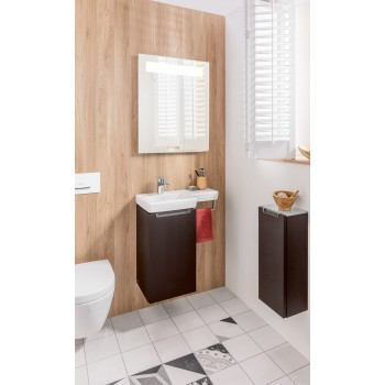 Compact washdown toilet Oval Subway 2.0, 560610, 355 x 480 mm