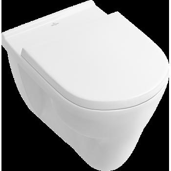 Washout toilet Oval O.novo, 566210, 360 x 560 mm