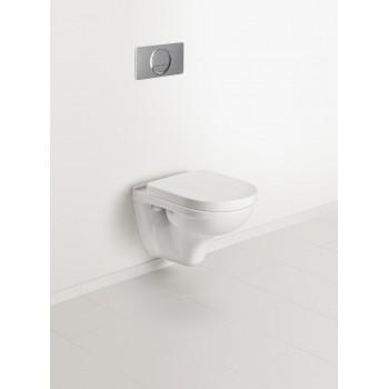 Compact washdown toilet Oval O.novo, 568810, 360 x 490 mm