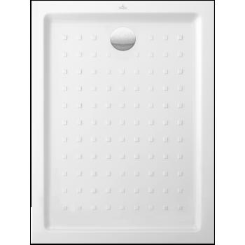 Rectangular shower tray Rectangle O.novo, 606290, 1200 x 900 x 60 mm, Shower tray depth: 30 mm