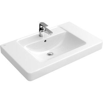 Vanity washbasin Rectangle Architectura, 611610, 1000 x 485 mm