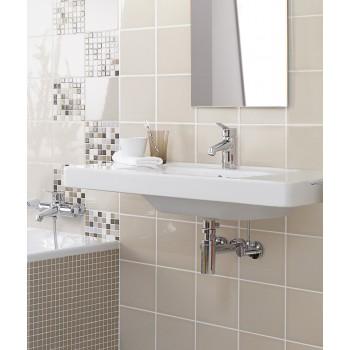 Vanity washbasin Rectangle Architectura, 611610, 1000 x 485 mm