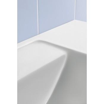 Vanity washbasin Rectangle Architectura, 611680, 800 x 485 mm
