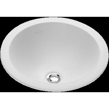 Built-in washbasin Round Loop & Friends, 614039, Diameter: 390 mm