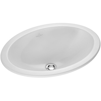 Built-in washbasin Oval Loop & Friends, 615530, 660 x 470 mm