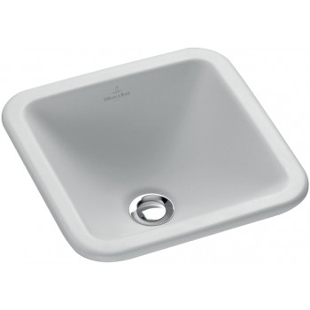 Built-in washbasin Square Loop & Friends, 615620, 450 x 450 mm