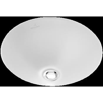 Undercounter washbasin Round Loop & Friends, 618038, Diameter: 380 mm