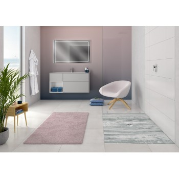 Rectangular shower tray Rectangle Subway Infinity, 623234, 1500 x 900 x 40 mm
