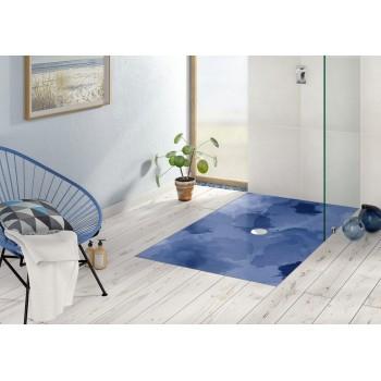 Rectangular shower tray Rectangle Subway Infinity, 623234, 1500 x 900 x 40 mm