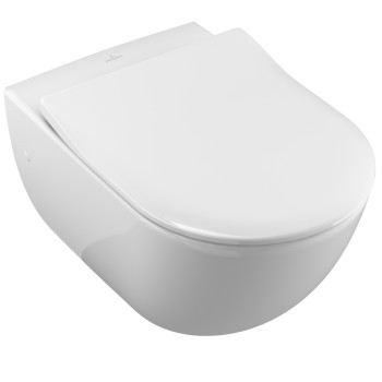 Washdown toilet Oval Subway, 660010, 370 x 560 mm