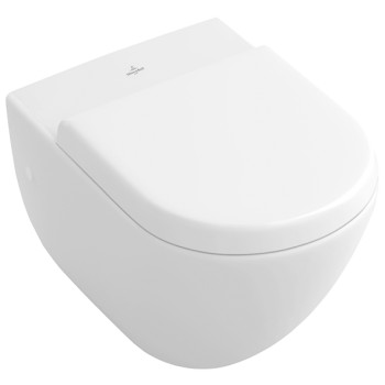 Washout toilet Oval Subway, 660310, 370 x 560 mm
