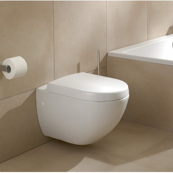 Compact washdown toilet Oval Subway, 660410, 355 x 480 mm