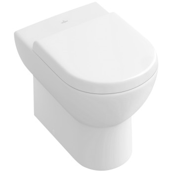 Washdown toilet Oval Subway, 660710, 370 x 560 mm